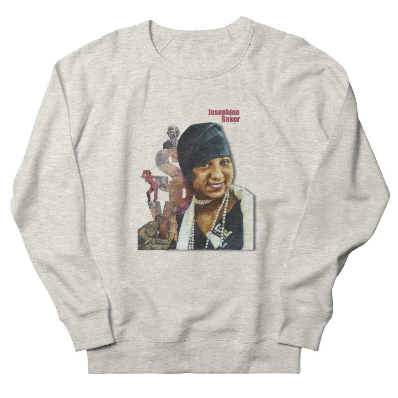 Josephine Baker Women's Sweatshirt by Afro Triangle's