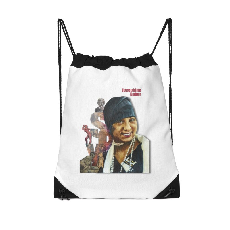 Josephine Baker Accessories Bag by Afro Triangle's