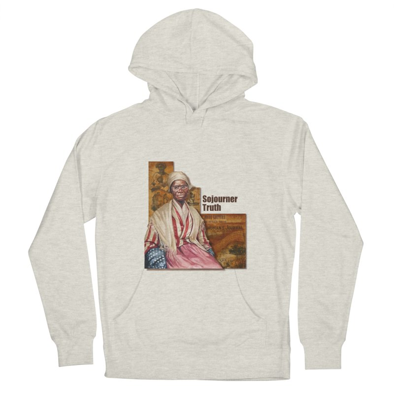 Sojourner Truth Women's Pullover Hoody by Afro Triangle's
