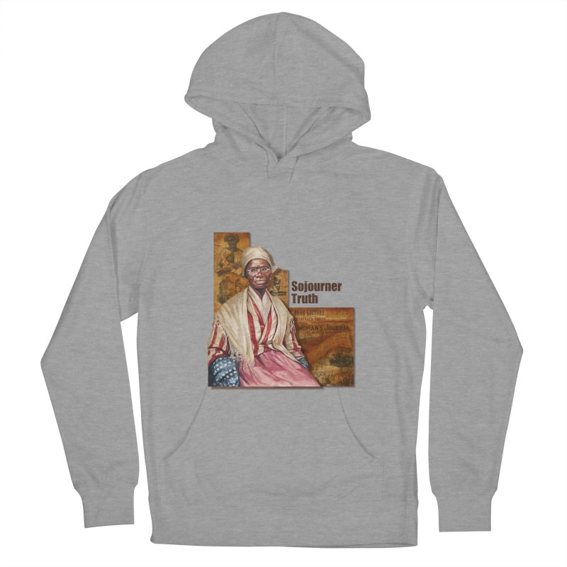 Sojourner Truth Men's Pullover Hoody by Afro Triangle's