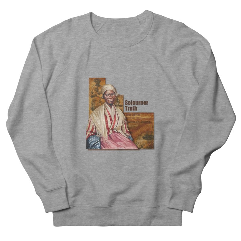 Sojourner Truth Women's Sweatshirt by Afro Triangle's