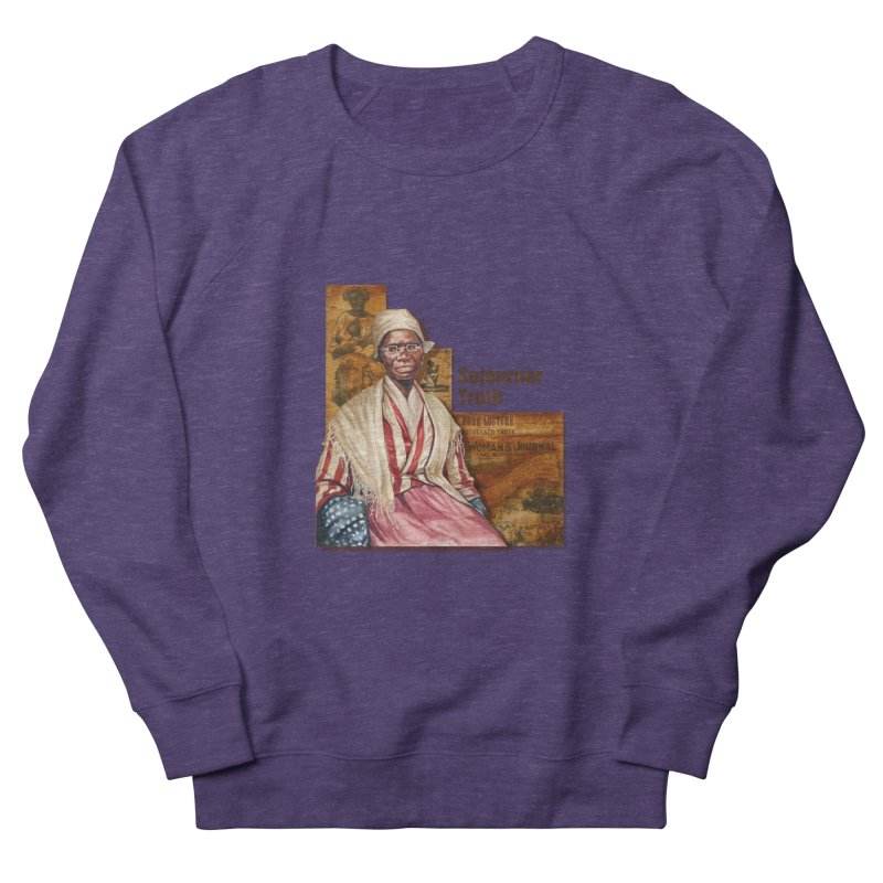 Sojourner Truth Men's Sweatshirt by Afro Triangle's