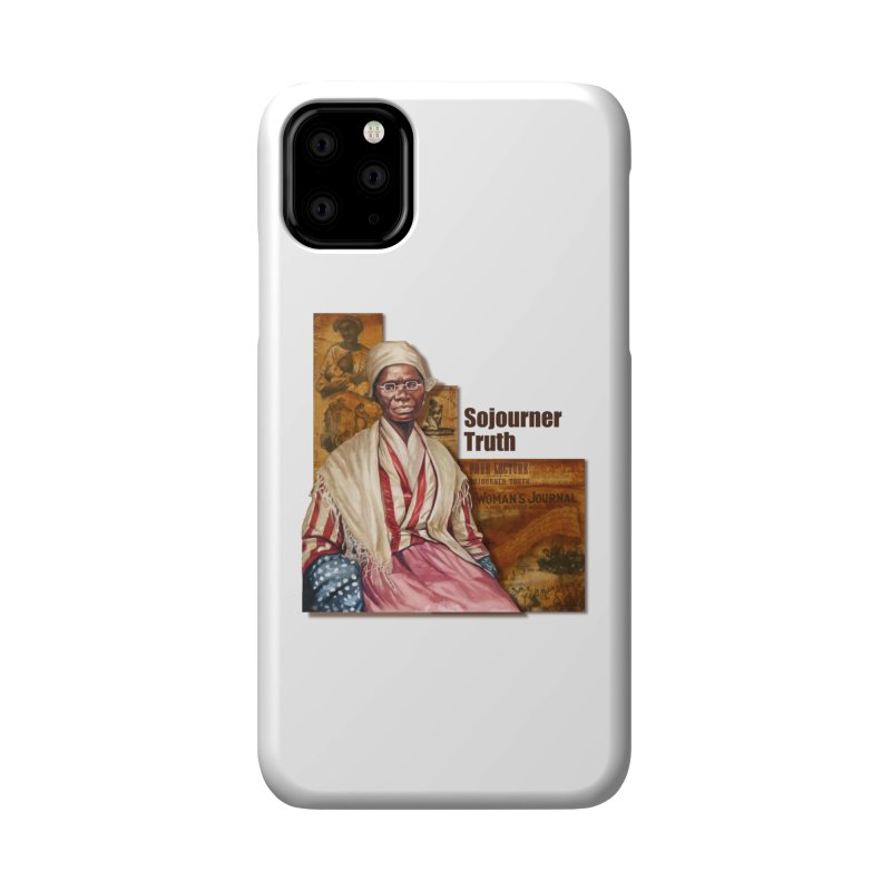 Sojourner Truth Accessories Phone Case by Afro Triangle's