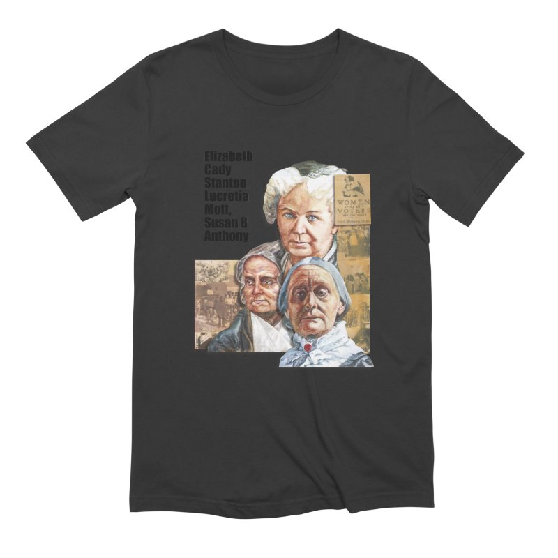 Women's Suffrage Men's Extra Soft T-Shirt by Afro Triangle's