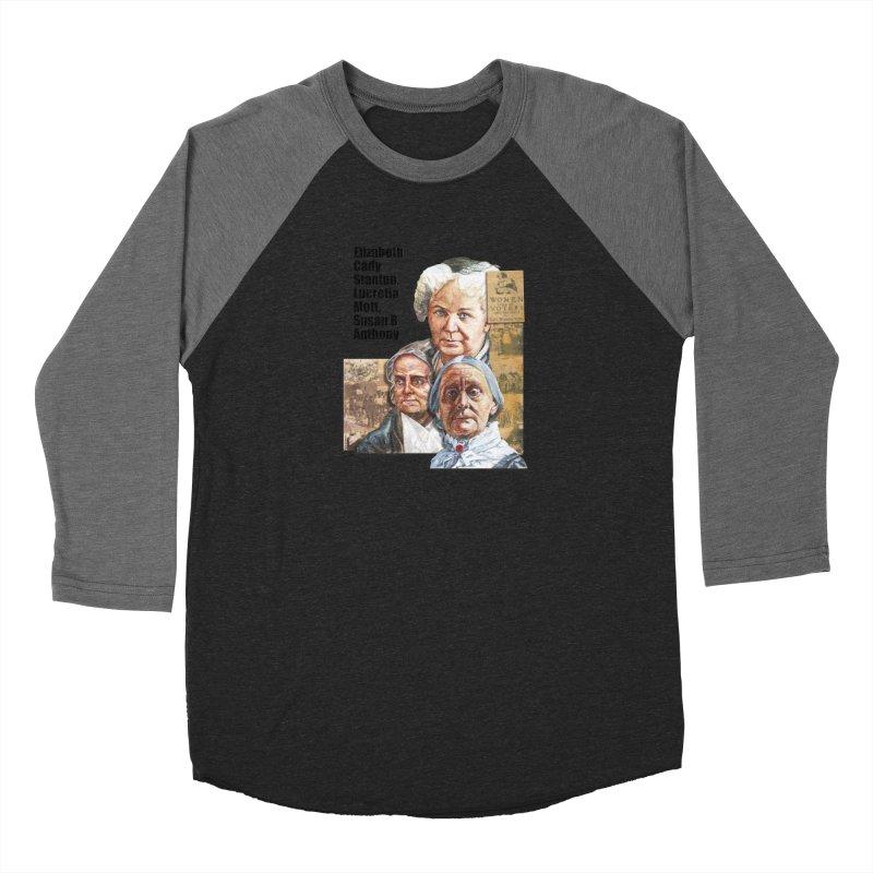 Women's Suffrage Women's Longsleeve T-Shirt by Afro Triangle's