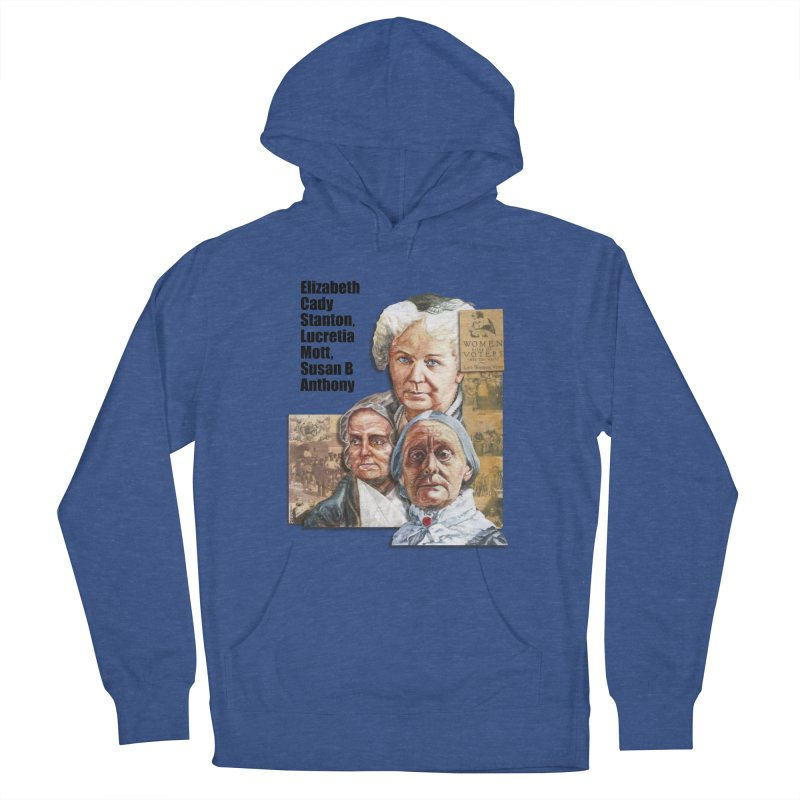 Women's Suffrage Women's Pullover Hoody by Afro Triangle's