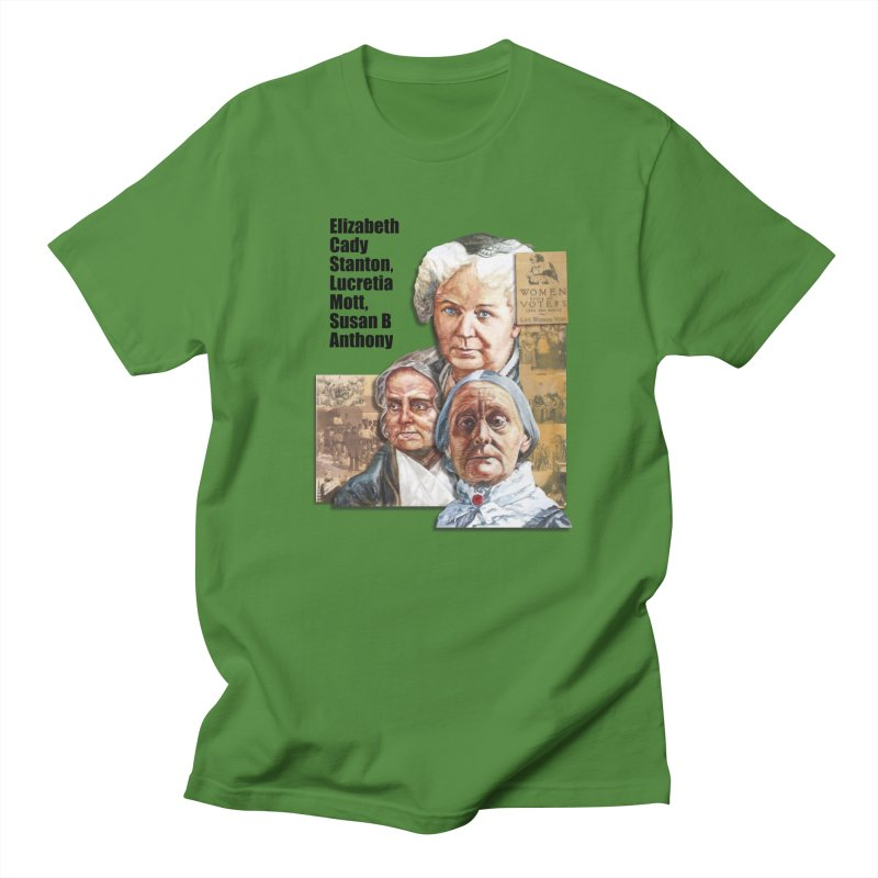 Women's Suffrage Men's T-Shirt by Afro Triangle's