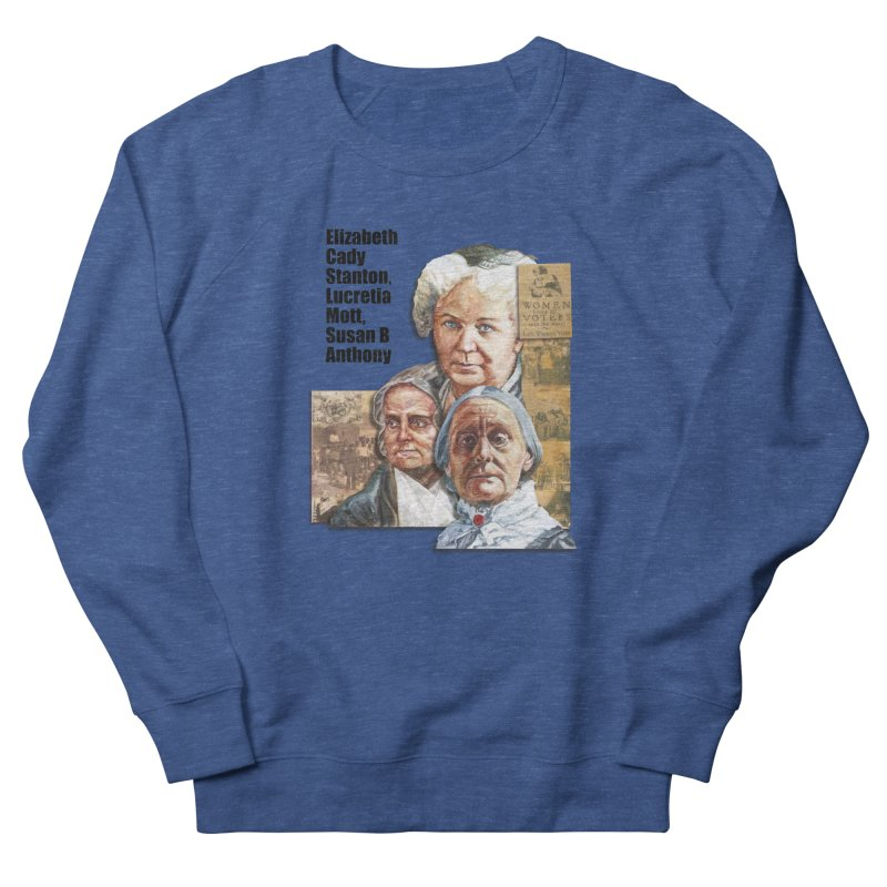 Women's Suffrage Women's Sweatshirt by Afro Triangle's