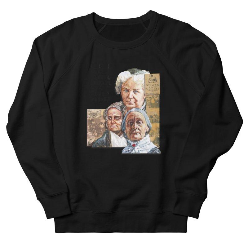 Women's Suffrage Women's Sweatshirt by Afro Triangle's