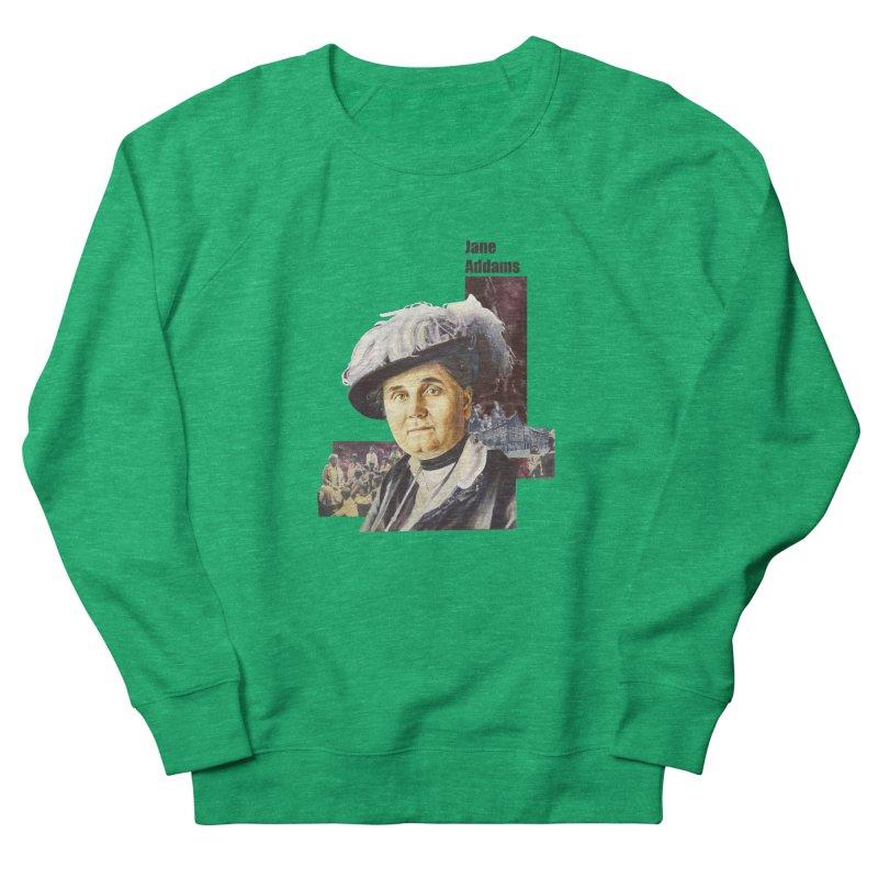 Jane Addams Women's Sweatshirt by Afro Triangle's