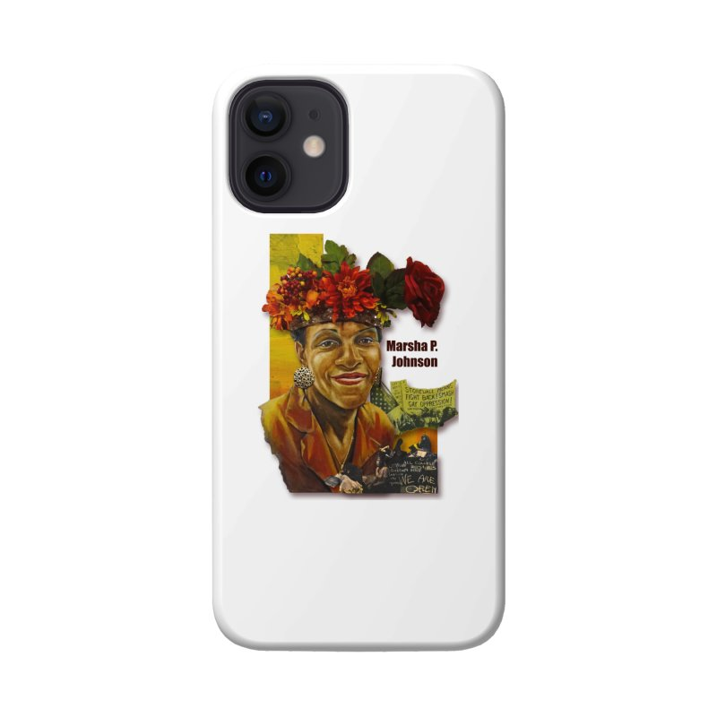 Marsha P Johnson Accessories Phone Case by Afro Triangle's