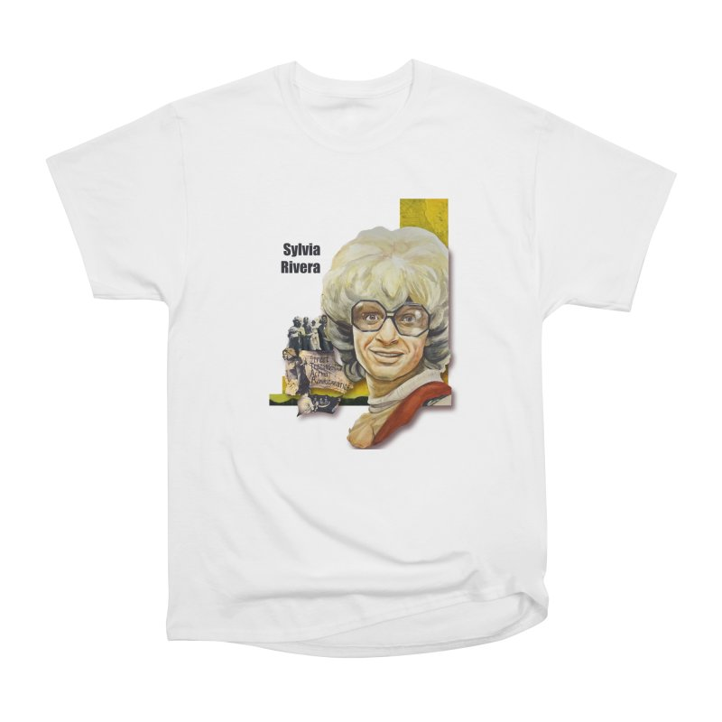 Silvia Rivera Women's T-Shirt by Afro Triangle's