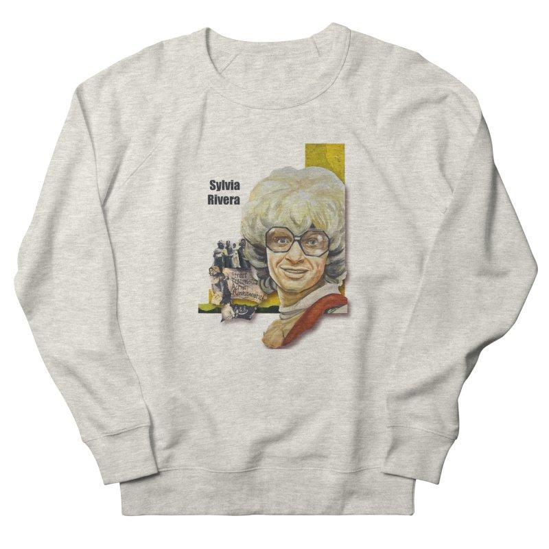 Silvia Rivera Women's Sweatshirt by Afro Triangle's