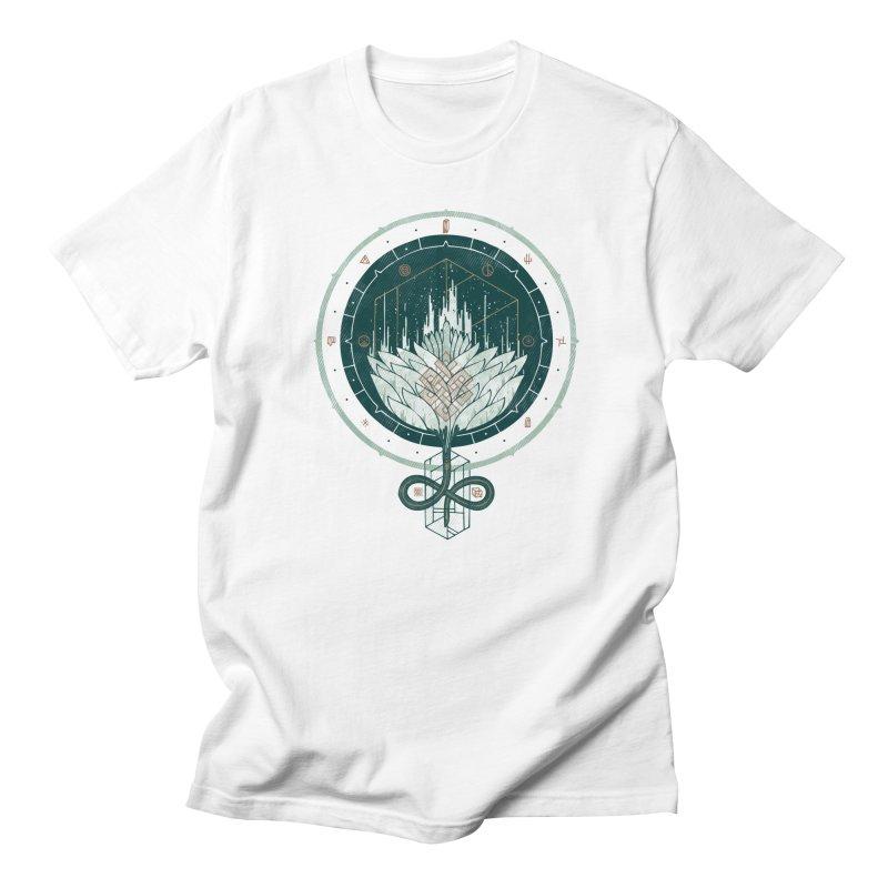 White Dahlia Men's Regular T-Shirt by againstbound's Artist Shop