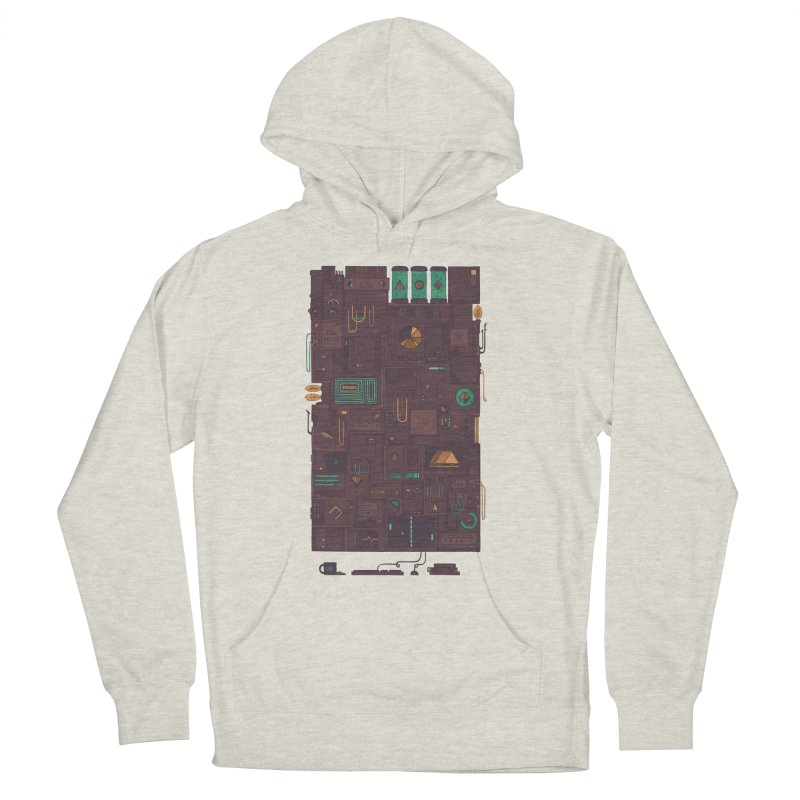 AFK Men's Pullover Hoody by againstbound's Artist Shop