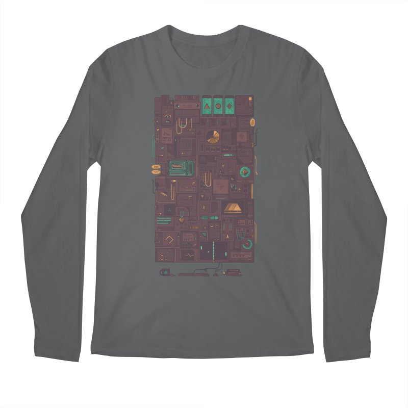 AFK Men's Longsleeve T-Shirt by againstbound's Artist Shop