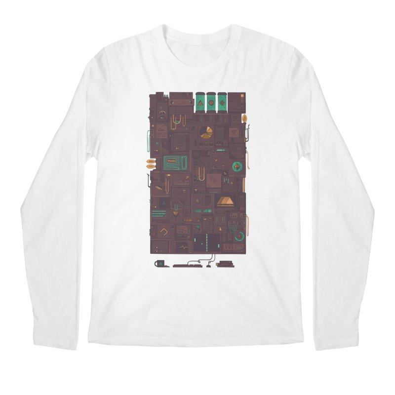 AFK Men's Longsleeve T-Shirt by againstbound's Artist Shop