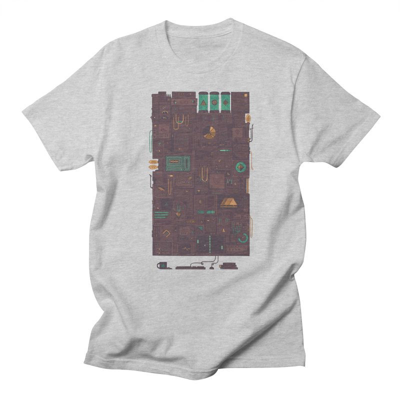 AFK Men's T-shirt by againstbound's Artist Shop