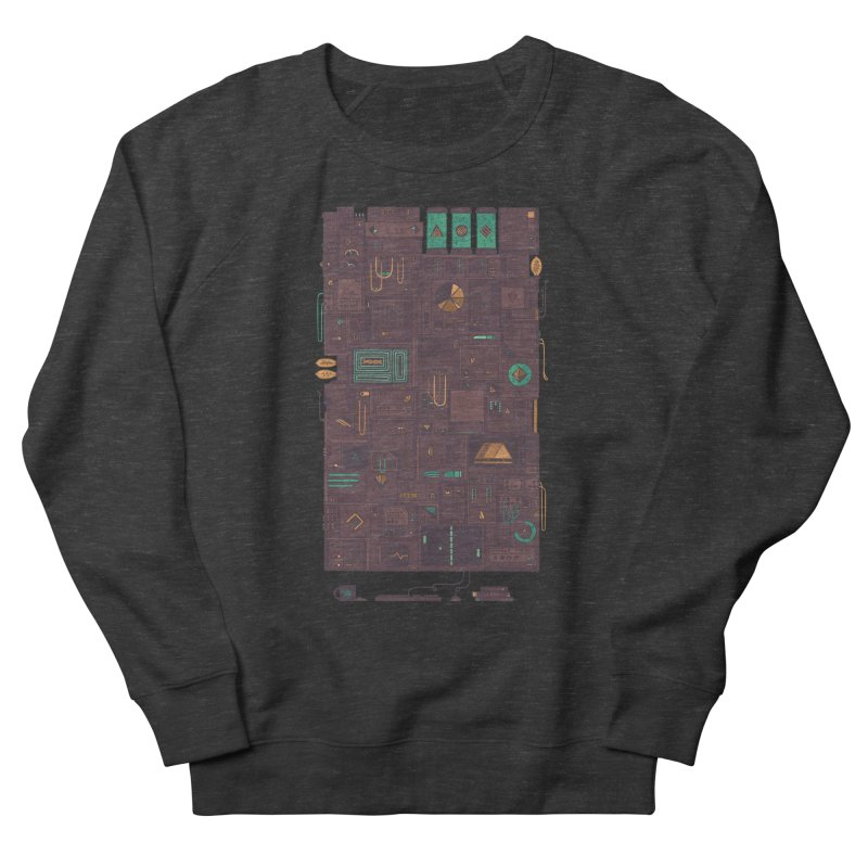 AFK Men's Sweatshirt by againstbound's Artist Shop