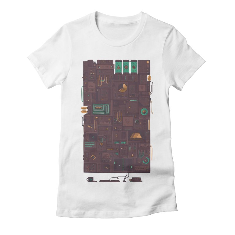 AFK Women's T-Shirt by againstbound's Artist Shop