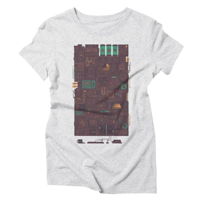 AFK Women's T-Shirt by againstbound's Artist Shop