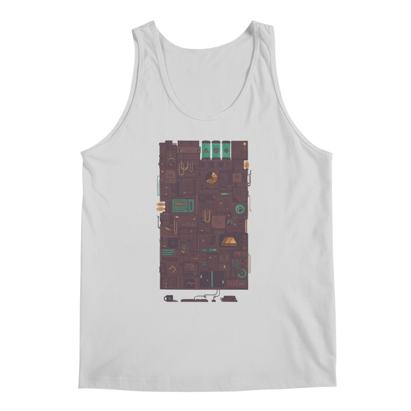 AFK Men's Tank by againstbound's Artist Shop