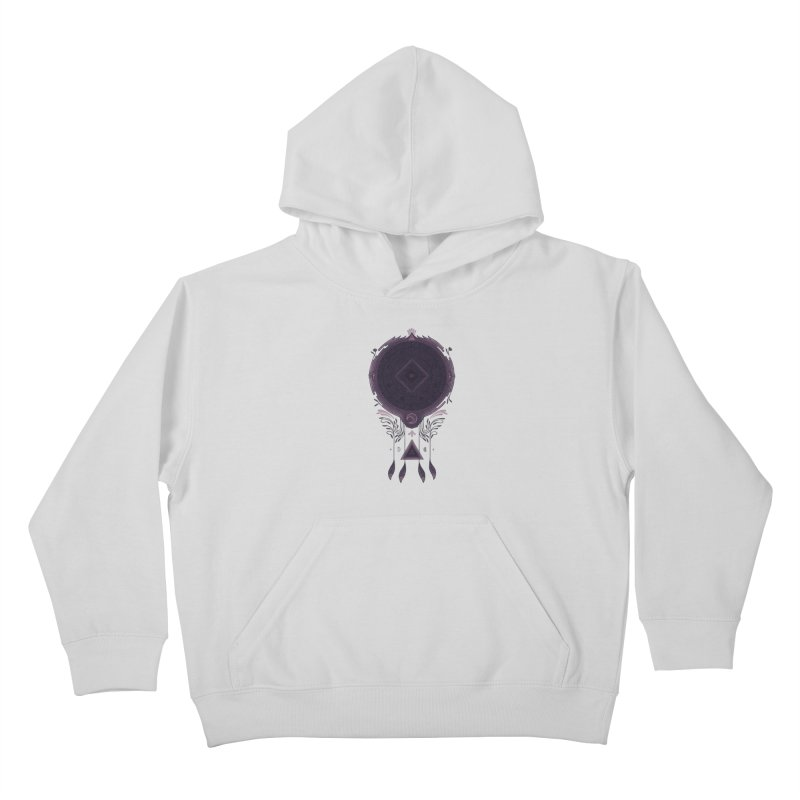 Cosmic Dreaming Kids Pullover Hoody by againstbound's Artist Shop