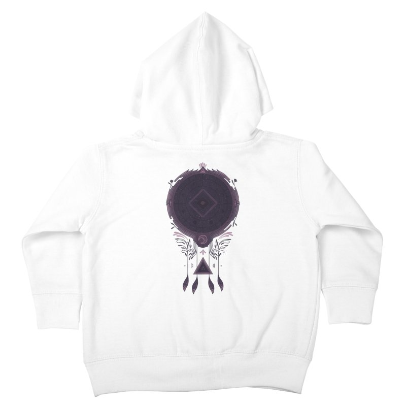Cosmic Dreaming Kids Toddler Zip-Up Hoody by againstbound's Artist Shop