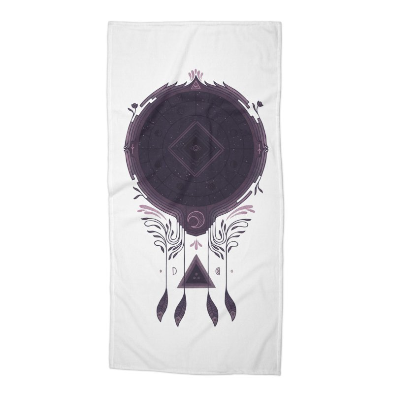 Cosmic Dreaming Accessories Beach Towel by againstbound's Artist Shop