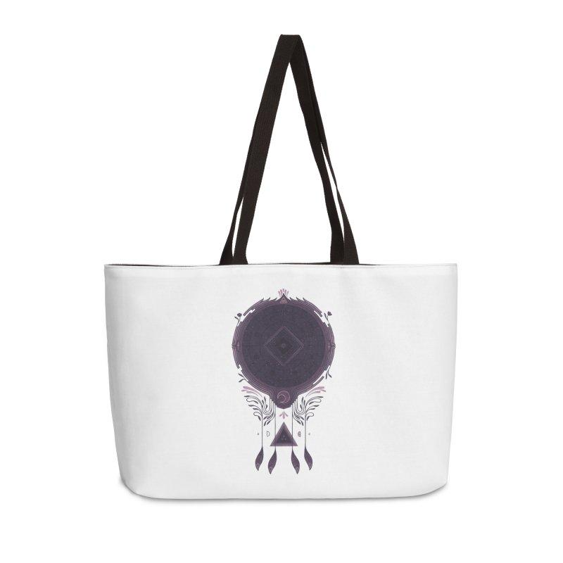 Cosmic Dreaming Accessories Weekender Bag Bag by againstbound's Artist Shop