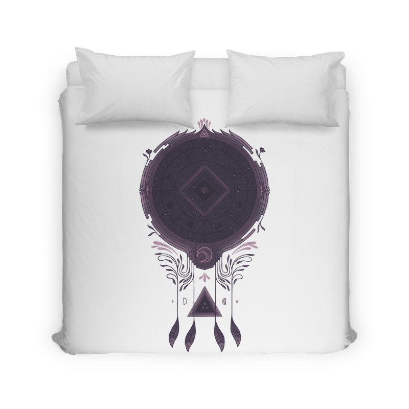 Cosmic Dreaming Home Duvet by againstbound's Artist Shop