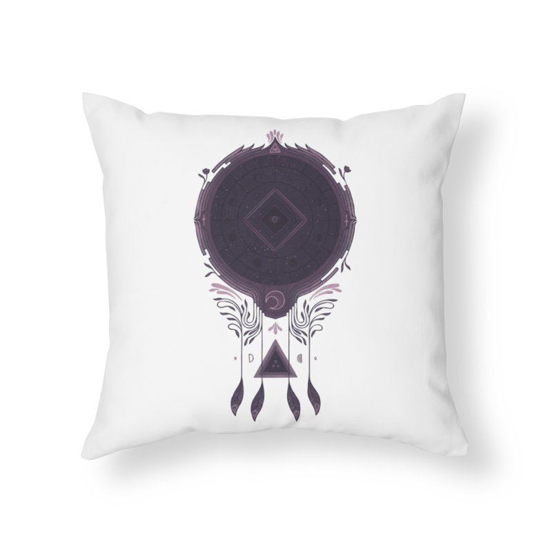 Cosmic Dreaming Home Throw Pillow by againstbound's Artist Shop