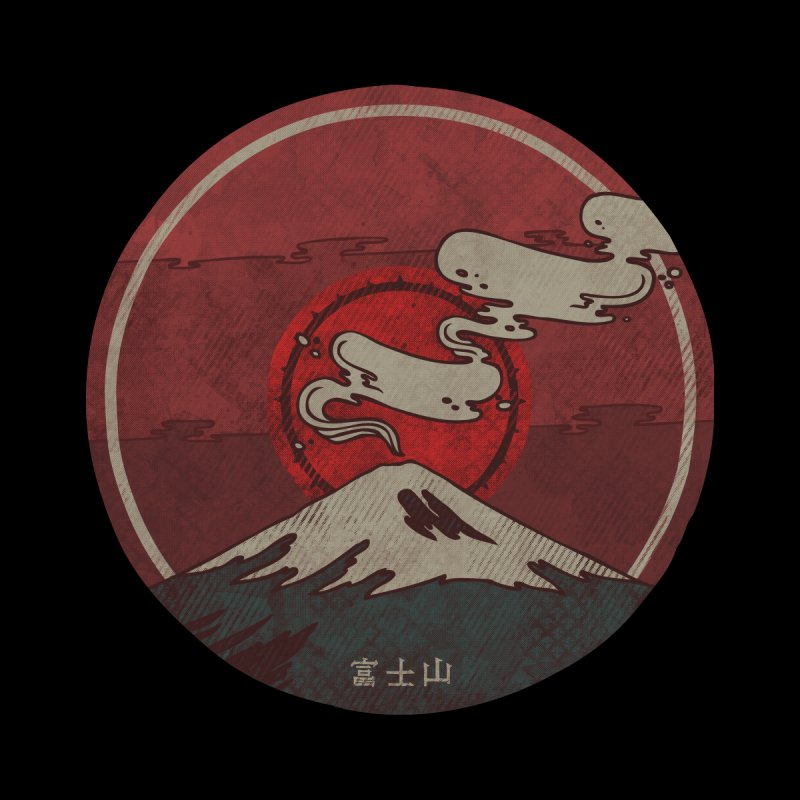 Fuji   by againstbound's Artist Shop