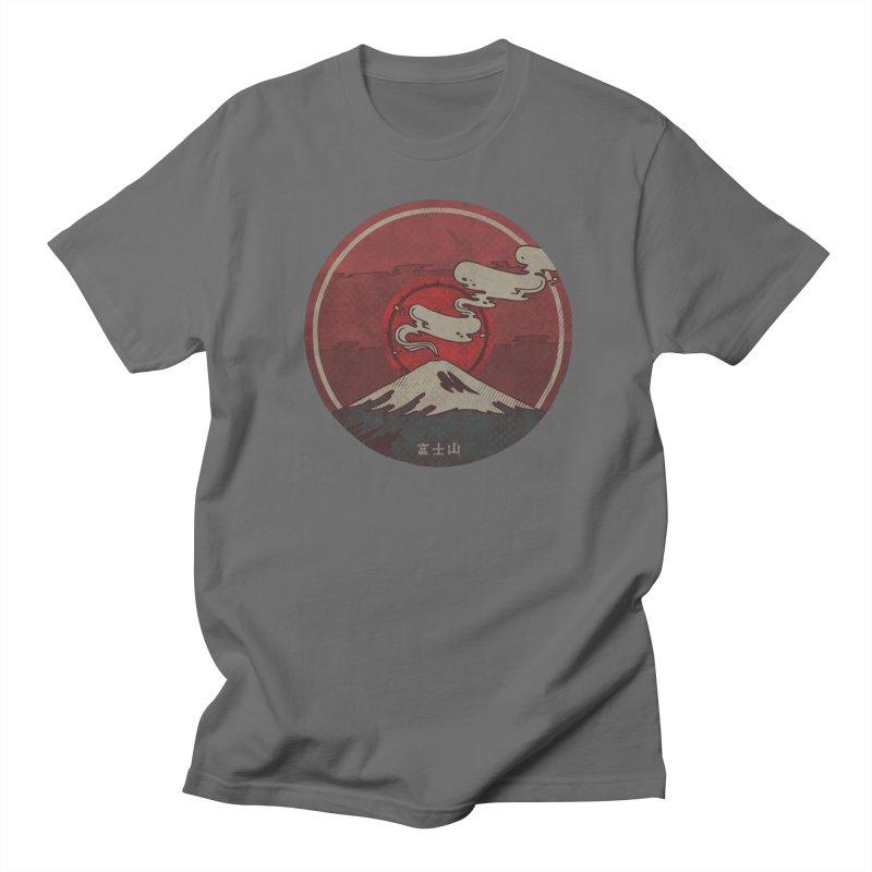 Fuji Women's Unisex T-Shirt by againstbound's Artist Shop
