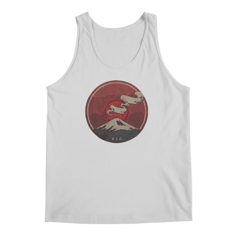 Fuji Men's Tank by againstbound's Artist Shop