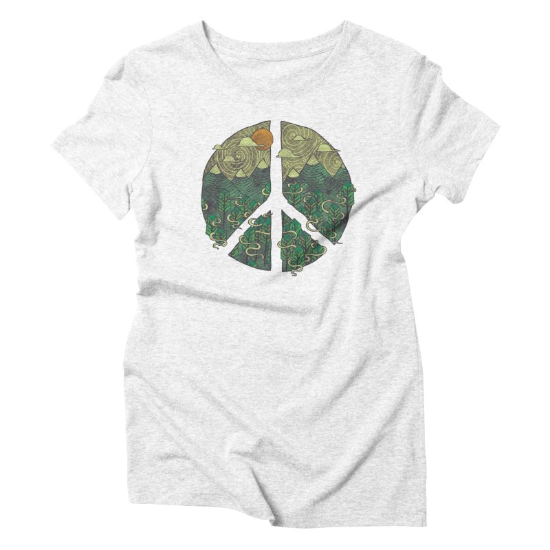 Peaceful Landscape   by againstbound's Artist Shop