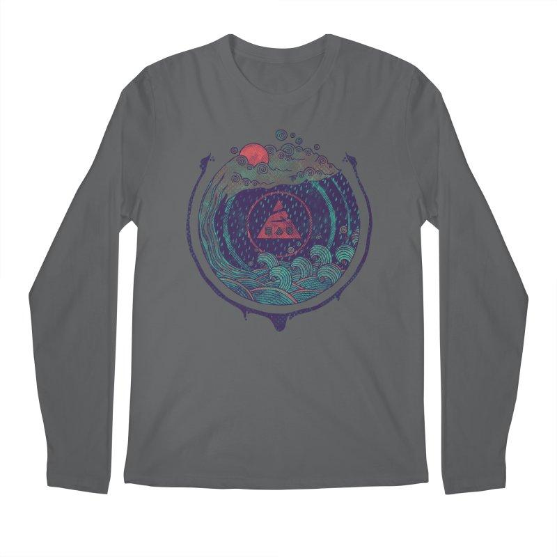 Water Men's Longsleeve T-Shirt by againstbound's Artist Shop