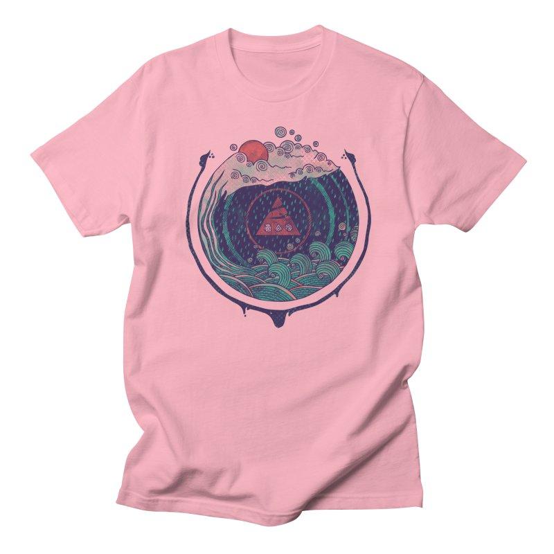 Water Men's T-Shirt by againstbound's Artist Shop