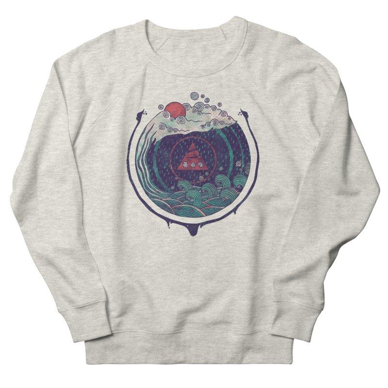 Water Men's Sweatshirt by againstbound's Artist Shop
