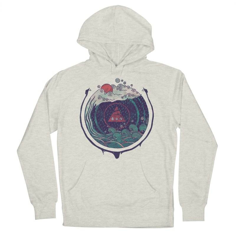 Water Women's Pullover Hoody by againstbound's Artist Shop