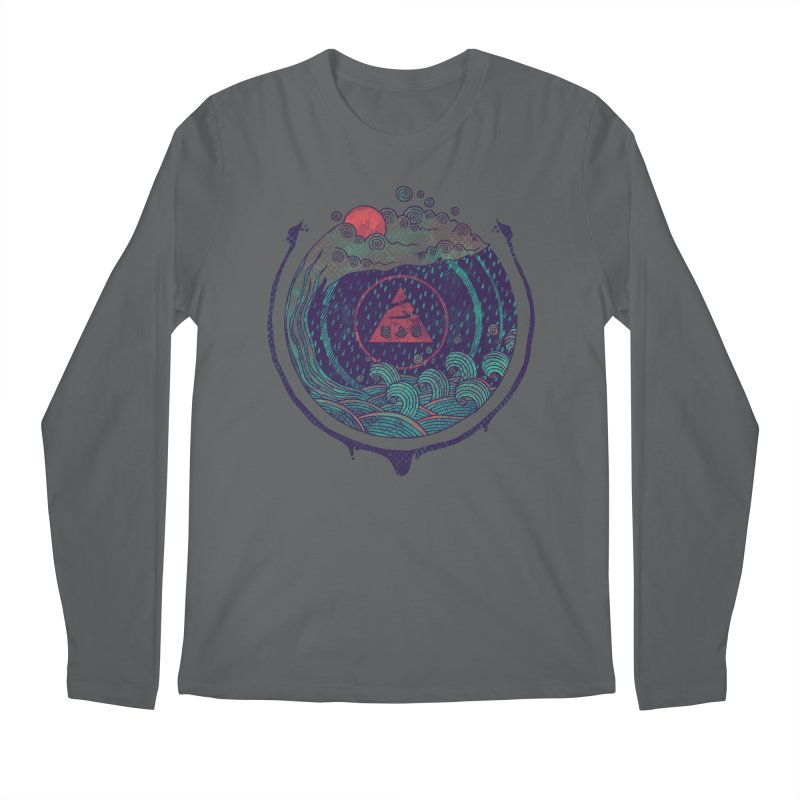 Water Men's Longsleeve T-Shirt by againstbound's Artist Shop