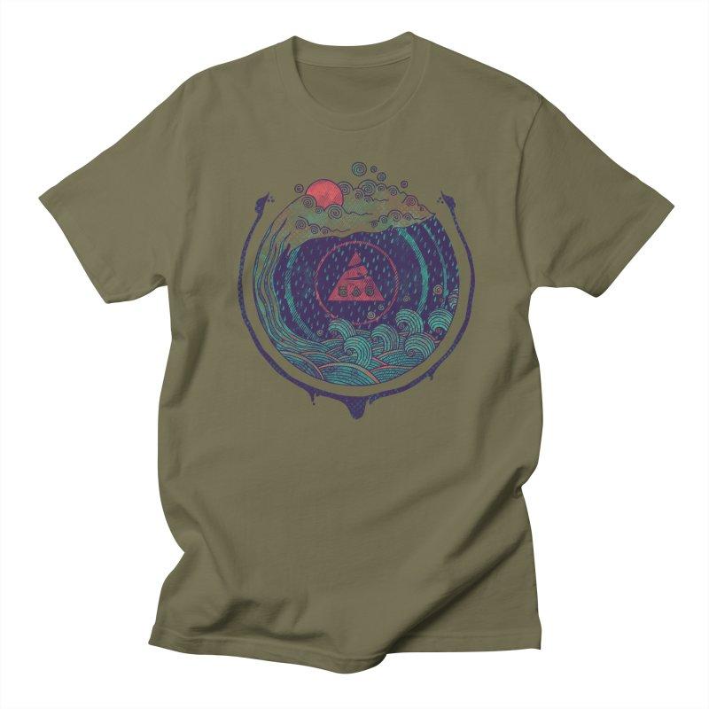Water Women's Regular Unisex T-Shirt by againstbound's Artist Shop