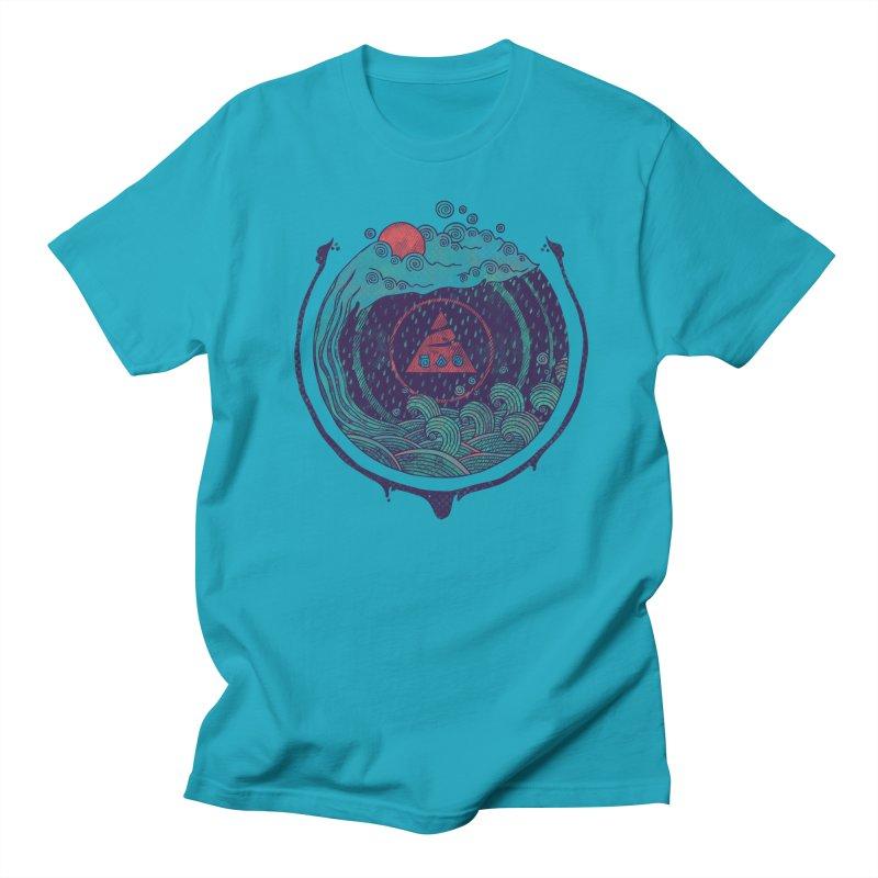 Water Women's Unisex T-Shirt by againstbound's Artist Shop
