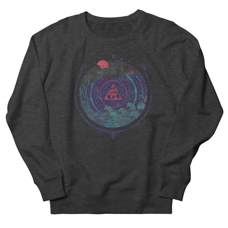 Water Women's French Terry Sweatshirt by againstbound's Artist Shop