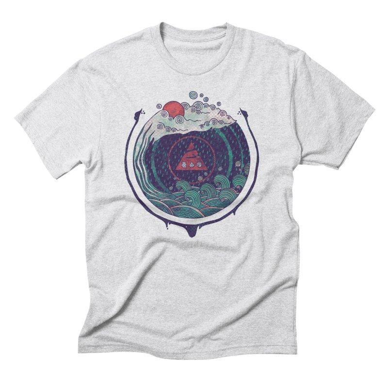 Water Men's Triblend T-Shirt by againstbound's Artist Shop