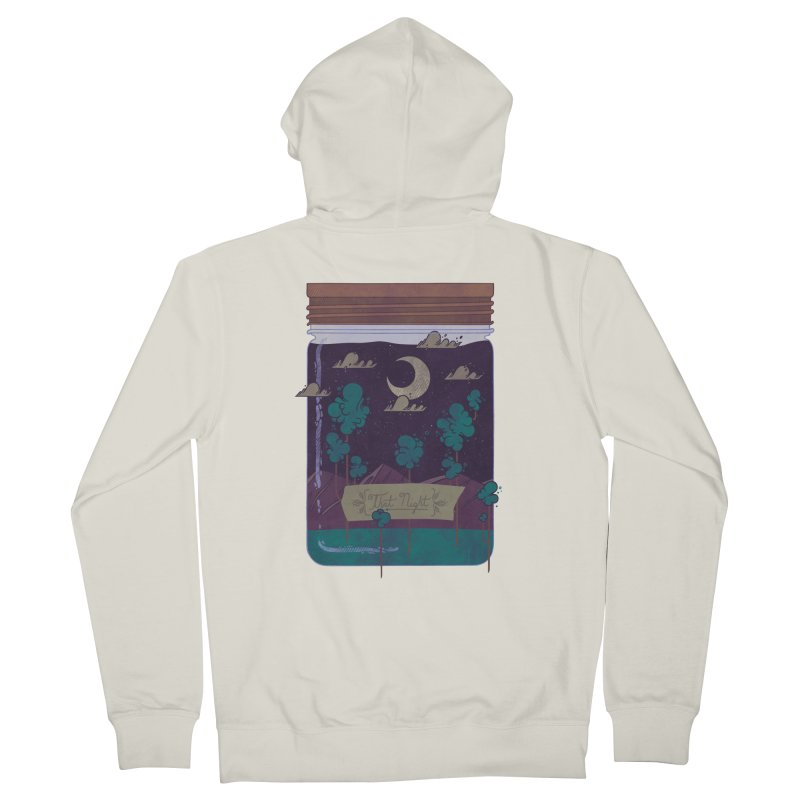 Memento Men's French Terry Zip-Up Hoody by againstbound's Artist Shop