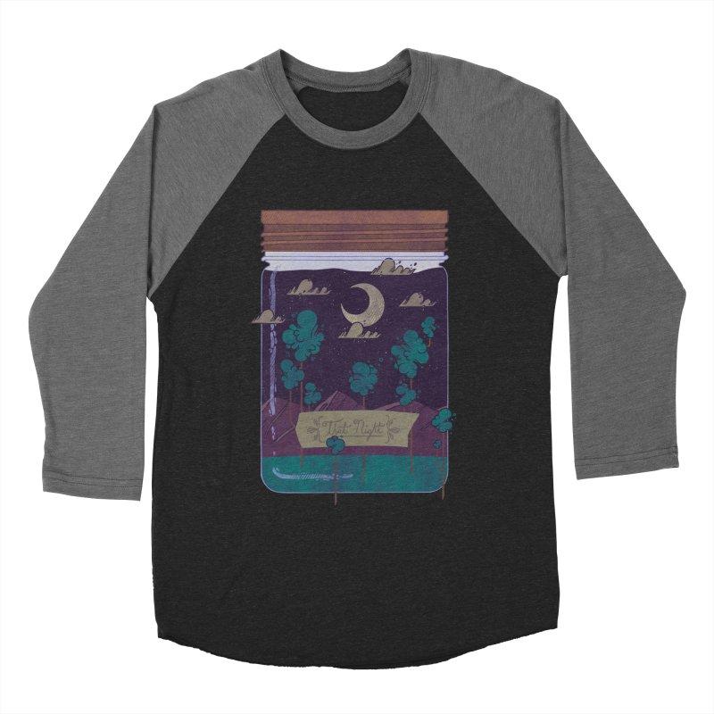 Memento Men's Baseball Triblend Longsleeve T-Shirt by againstbound's Artist Shop