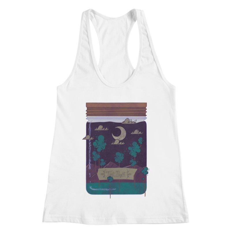 Memento Women's Racerback Tank by againstbound's Artist Shop