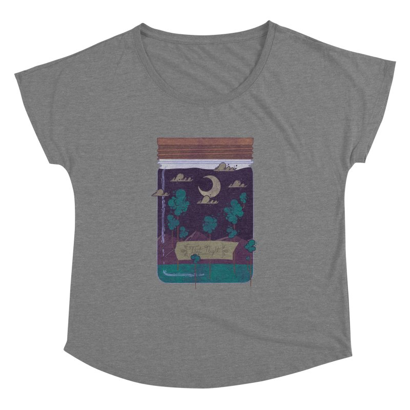 Memento Women's Dolman Scoop Neck by againstbound's Artist Shop