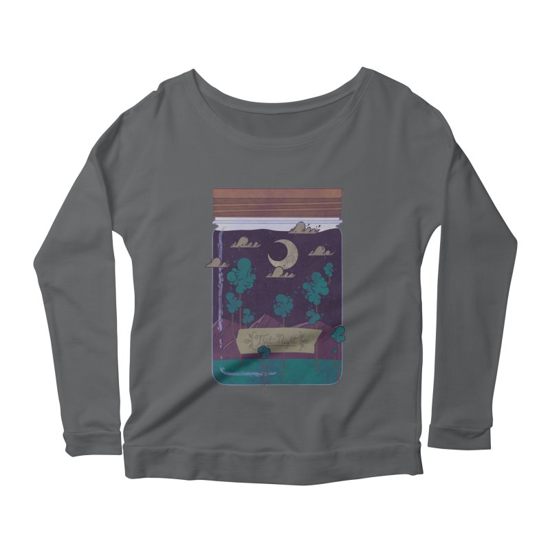 Memento Women's Scoop Neck Longsleeve T-Shirt by againstbound's Artist Shop